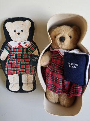 Osita Alumna Plan Lesson Bear Marca Gifts & Toys Vintage
