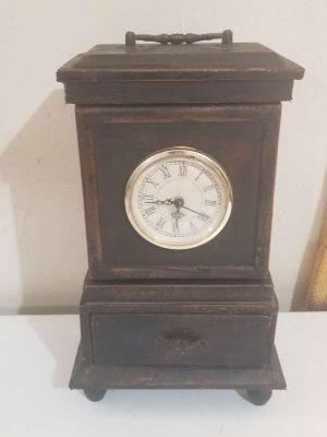 Hermoso Alhajero Reloj Lindo Diseño Vintage